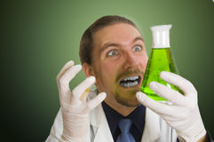 Weird Science Stock Images
