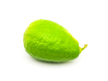 Weird Shape Green Lime Royalty Free Stock Photography