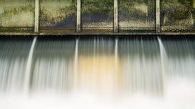 Weirnärbildabstrakt begrepp Arkivfoto