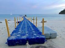 Weise das Meer Stockbild