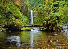 Weisendanger Falls Royalty Free Stock Images