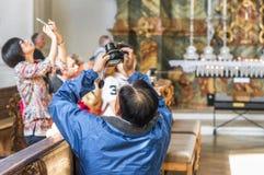 Weiskirche interior Royalty Free Stock Photo