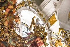 Weiskirche interior Stock Photo