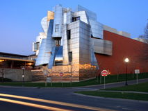 Weisman Art Museum in Minneapolis Stock Photography