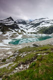 Weiss-δείτε, Stubach, Αυστρία στοκ εικόνες