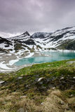 Weiss-δείτε, Stubach, Αυστρία στοκ φωτογραφίες