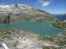 Weissee, Αυστρία Στοκ Φωτογραφίες