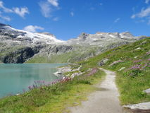 Weissee, Austria Stock Images