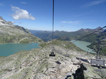 Weissee, Austria Stock Photography