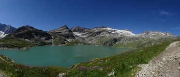 Weissee, Austria Royalty Free Stock Images