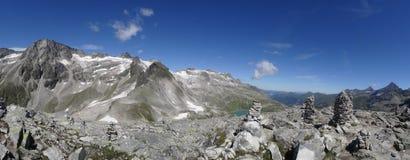 Weissee, Autriche Photo libre de droits