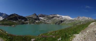 Weissee, Autriche Images libres de droits