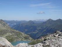 Weissee, Autriche Photos stock