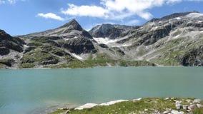 Weissee, Autriche Photo stock
