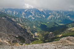 Weissenbachtal Royalty Free Stock Images