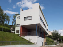 Weissenhof Siedlung a Stuttgart Fotografie Stock