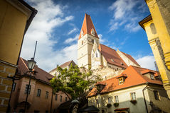 Weissenkirchen Royalty Free Stock Photo