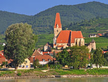 Weissenkirchen,Wachau,Austria Royalty Free Stock Photo