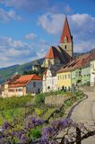 Weissenkirchen in Wachau church Royalty Free Stock Image