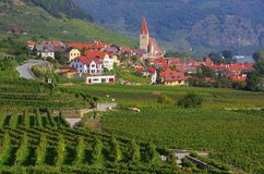 Weissenkirchen in Wachau Royalty Free Stock Photography