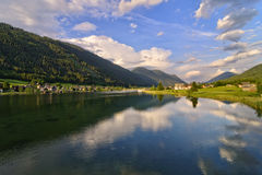 Weissensee Royalty Free Stock Image
