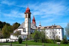 Weissenstein's church Stock Photos