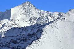 Weisshorn Royalty Free Stock Photography