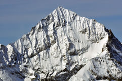 The Weisshorn Royalty Free Stock Images