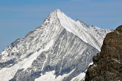 The Weisshorn Royalty Free Stock Photography