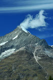 The Weisshorn Royalty Free Stock Photos
