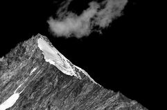 Weisshorn Immagini Stock