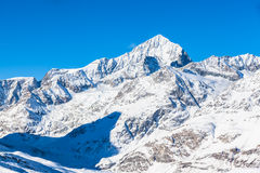 Weisshorn Royalty Free Stock Images