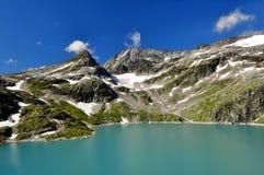 Weisssee, alpi austriache, Austria, Europa Immagini Stock Libere da Diritti