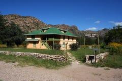 Weit entfernte Ranch Stockbild