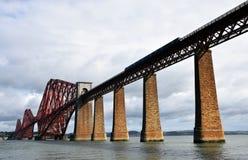 Weiter Brücke Lizenzfreie Stockbilder
