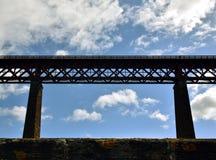 Weiter Brücke Lizenzfreies Stockbild