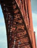 Weiter Brücken-Detail Stockbild