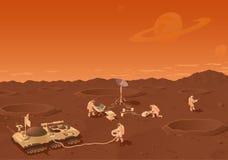 Weiter Planet Lizenzfreie Stockbilder
