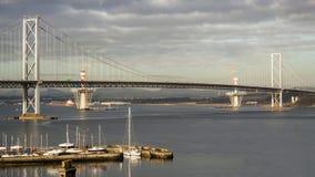 Weiter Straßen-Brücke Lizenzfreies Stockbild