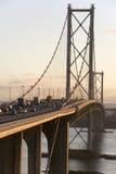 Weiter Straßen-Brücke - Edinburgh - Schottland Stockfotografie