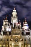 Weites weit entferntes Schloss an Universal Studios Singapur Lizenzfreie Stockfotos