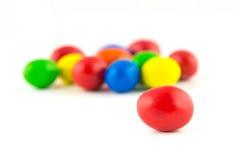 Weithin bekannte bunte Süßigkeiten Lizenzfreies Stockbild