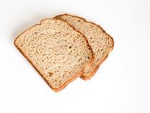 Weizen-Brot ?mmm? gut Lizenzfreie Stockbilder