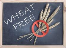 Weizen geben frei Stockfotografie