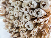 Weizenmaterial stockbilder