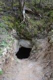 wejścia jaskiń Obraz Stock