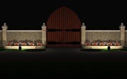 wejście Zdjęcie Royalty Free