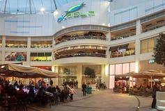 Wejście Akasya zakupy centrum handlowe Istanbuł Turcja i siedziba Zdjęcia Royalty Free