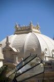 Wejście architektura sławna cukierniana Monte Carlo - zdjęcie stock