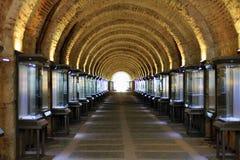 Wejście Beylerbeyi pałac, Istanbuł Zdjęcia Stock